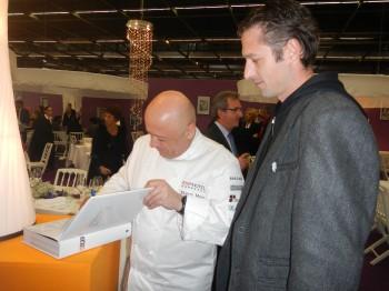 Thierry MARX et David FOULOU